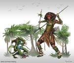 Paizo - giant slaying