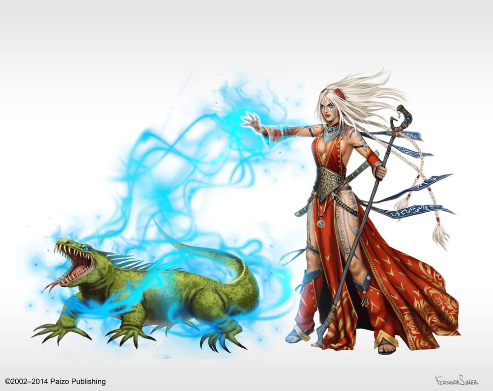 Paizo - Familiar Archetypes by fdasuarez