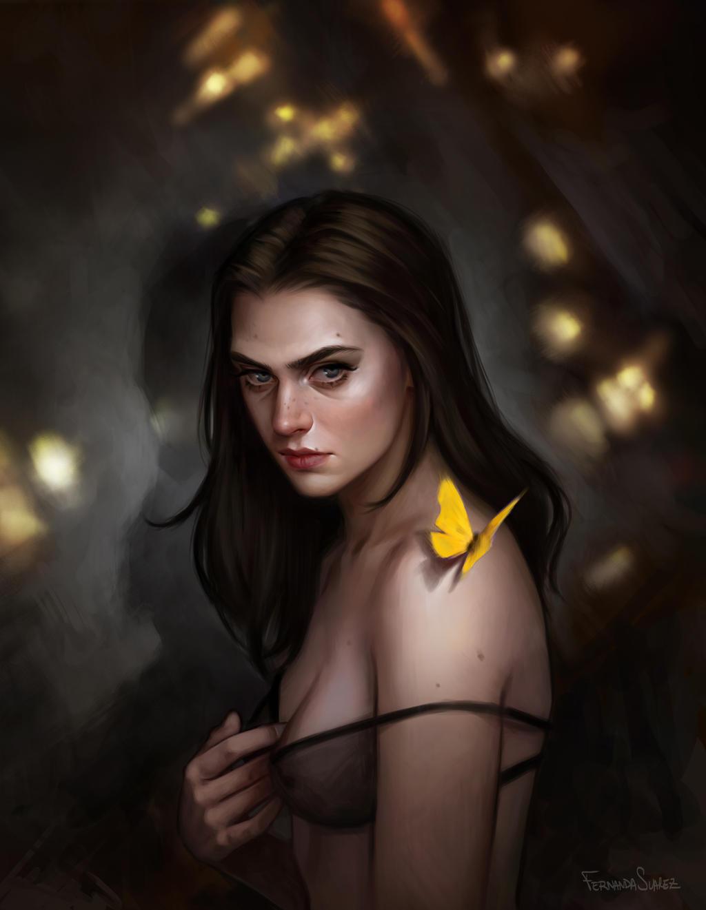 Burn on the edge by fdasuarez