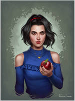 Snow White by fdasuarez