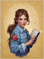 Belle by fdasuarez
