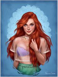 Ariel by fdasuarez