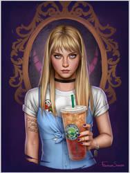 Alice by fdasuarez
