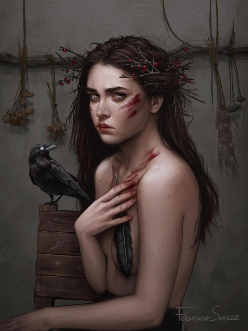 Little Bird by fdasuarez