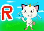 Rocket Meowth