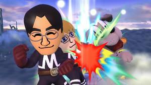 SSBWiiU: Iwata steals the Glory