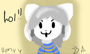 Colors! Temmie