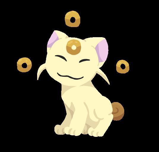 Wittle Itty Bitty Kitty (Meowsy (Beta Pokemon)) by CyanDraggon