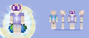 Cydra Minecraft Skin