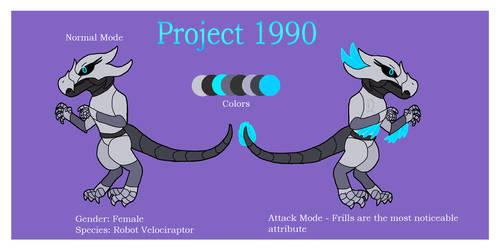 [$] Project 1990 (Ref Sheet) by Inkedpot