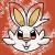 Scorbunny (Icon/Emote) by Inkedpot
