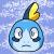 Sobble (Icon/Emote) by Inkedpot