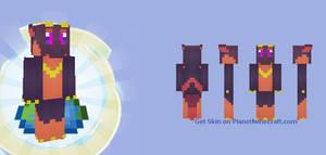 Minecraft Skin - Estelle