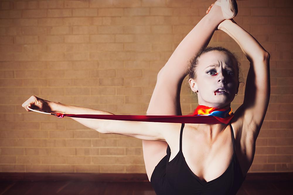 Gymnastics by zosogis