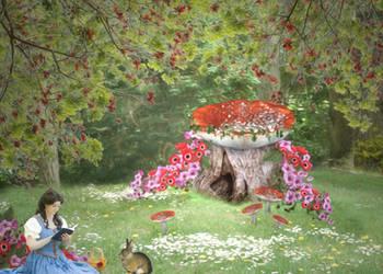 Fairy by JaIwonka