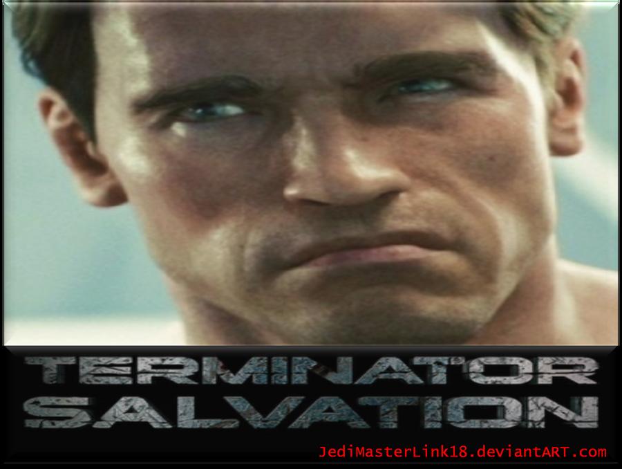 Terminator Salvation Arnold Poster By JediMasterLink18