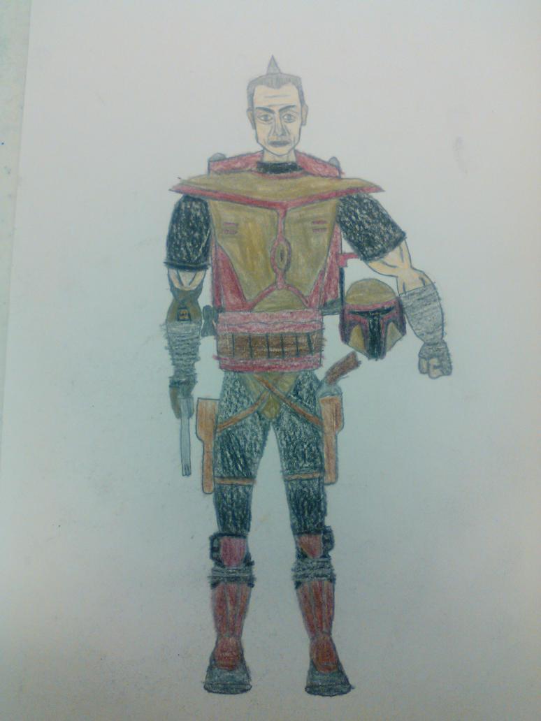 Montross from SW Bounty Hunter by JediMasterLink18