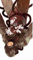 TAROT XIII DEATH by contraomnes