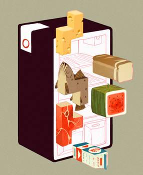 Food Tetris