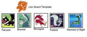 My Skunk Guard Template by JimyNawtron
