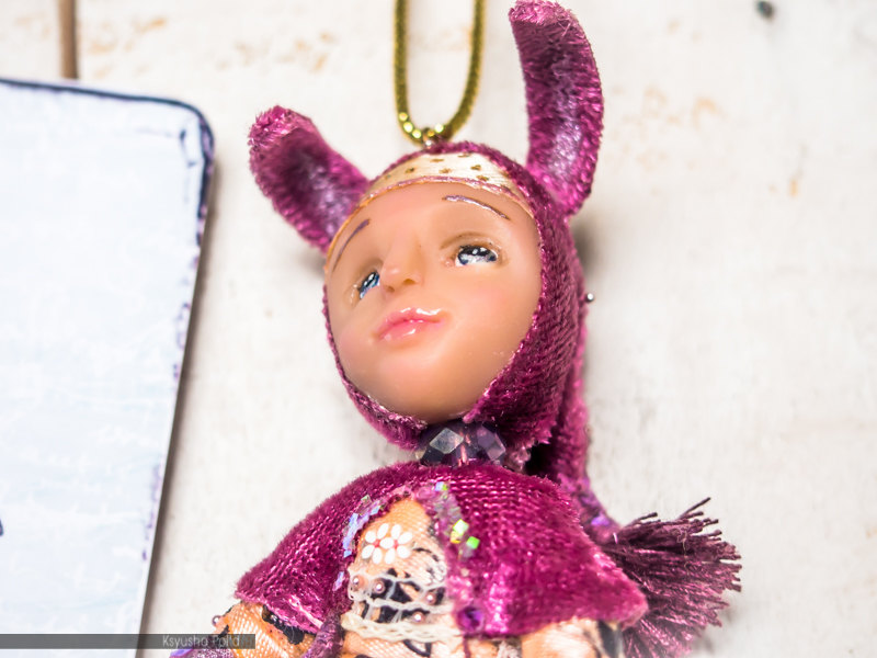 Art doll, OOAK doll, Polymer Clay doll by Leopoldovna