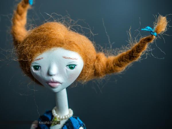 Art doll Beta by Leopoldovna