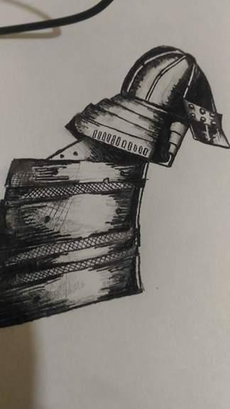 Samurai upperbody armor by DirtyPink