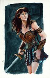 Xena by Mr-Sage