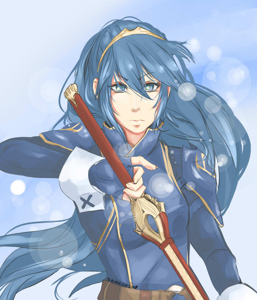 Lucina by blackorchid2007