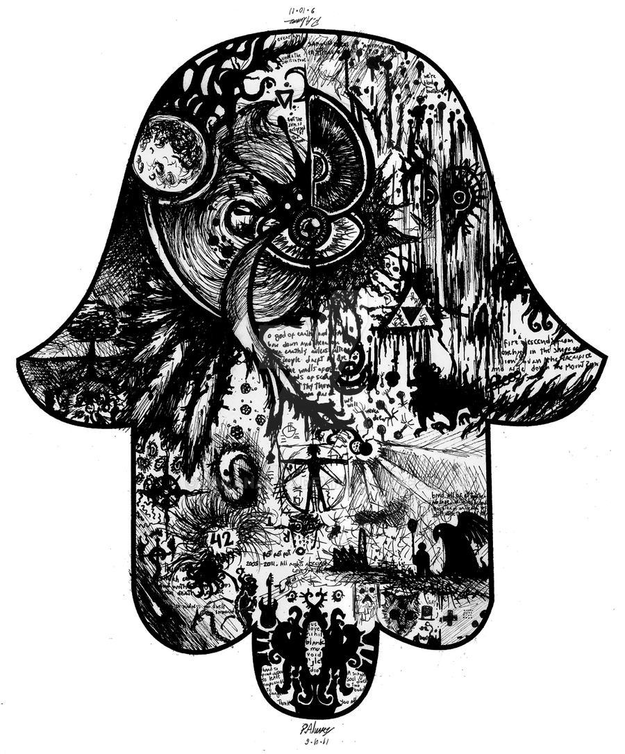 hamsa trippy wallpaper tumblr - photo #31