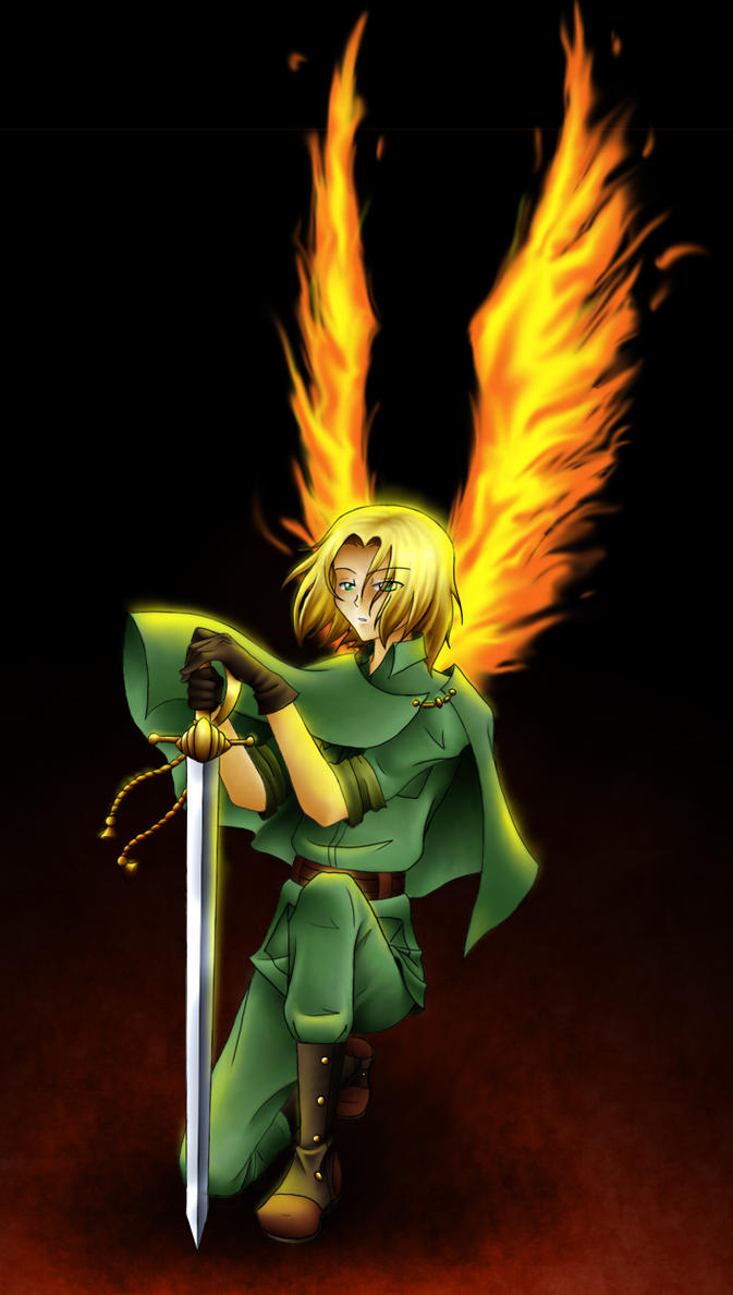 APH:: Europe's Phoenix by tsuki-no-hohoemi