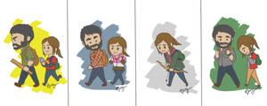 The Last of Us seasons