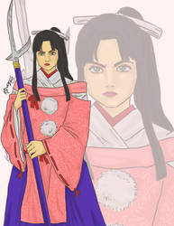 Bushido Blade 2 by iamazombiebutterfly