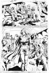 Comic Page: Supergirl Plot 03