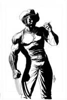 Wolverine by JacksonHerbert