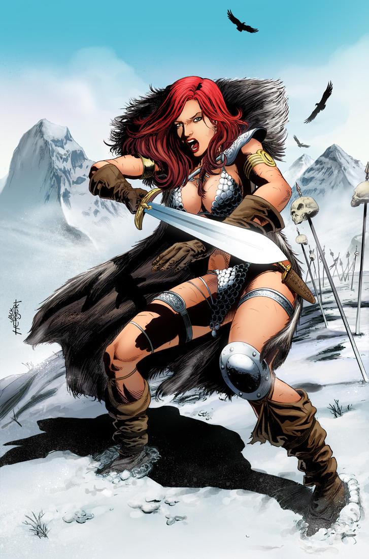 Strip junaci Red_Sonja__Colored_Art_03_by_JacksonHerbert