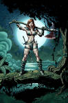 Red Sonja: Colored Art 04