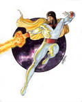 Space Ghost - Comission