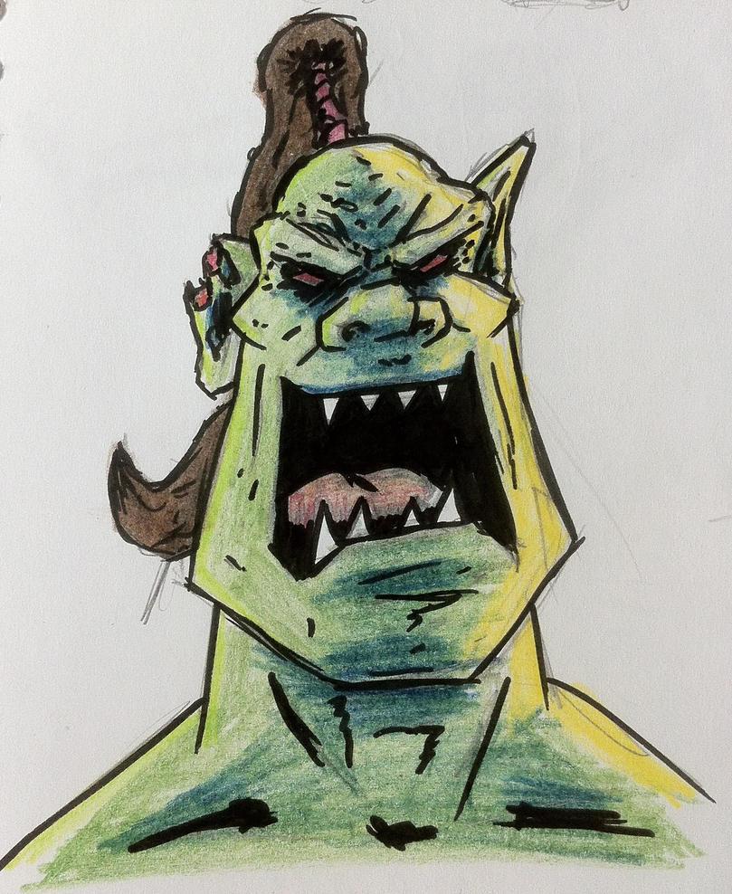 Sketchbook 055 by rustymuldoon