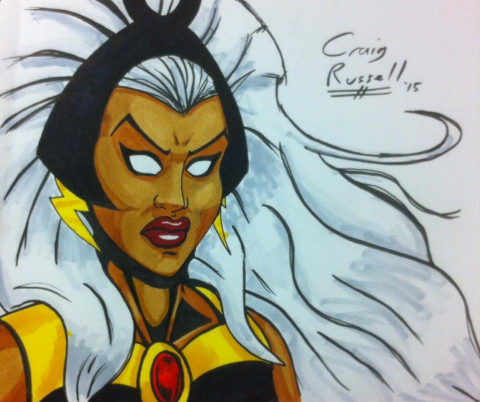 Storm by rustymuldoon