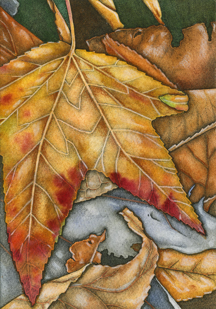 October by NoraBlansett