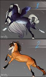 horse adopt open by sori-iollite