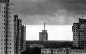 view from my window by ZNZtazmanijus