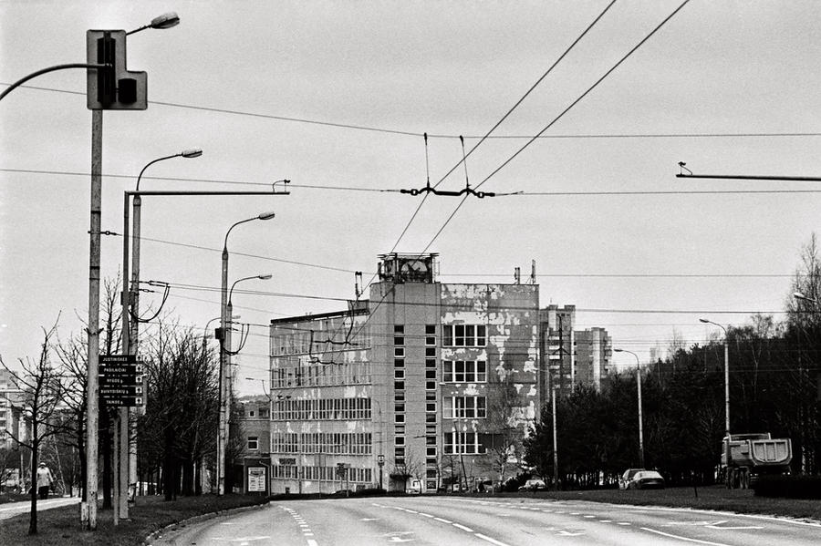 Vilnius 14 by ZNZtazmanijus
