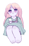 pixel Warm Up by softpuppie