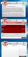 Brigator Desktop Widget by MADahmani