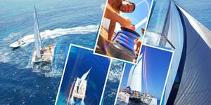 Catamaran Flyer