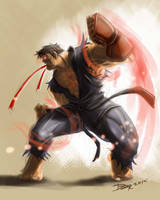 Satsui Ryu by metooh
