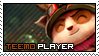 League of Legends: Teemo Stamp by immature-giraffe