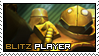League of Legends: Blitzcrank Stamp by immature-giraffe